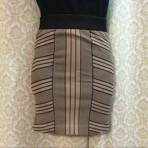 BCBGeneration bodycon miniskirt